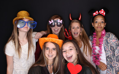 Why A Photo Booth is A Must For Your Graduation Party!