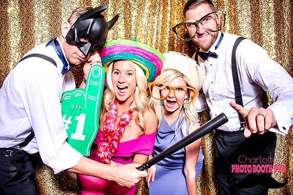 Photo Booth Rental Charlotte NC